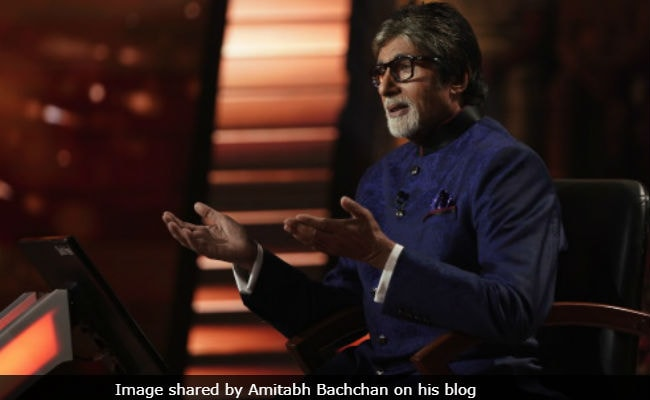 Kaun Banega Crorepati 10 Episode 8: Amitabh Bachchan Was Moved By This Contestant's Love Story
