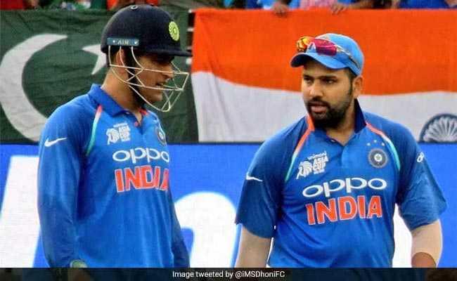 Asia Cup 2018: रोहित शर्मा ने धोनी से ऐसी सीख ली है, जिसे जान आप भी कहेंगे 'माही सच में कूल है'