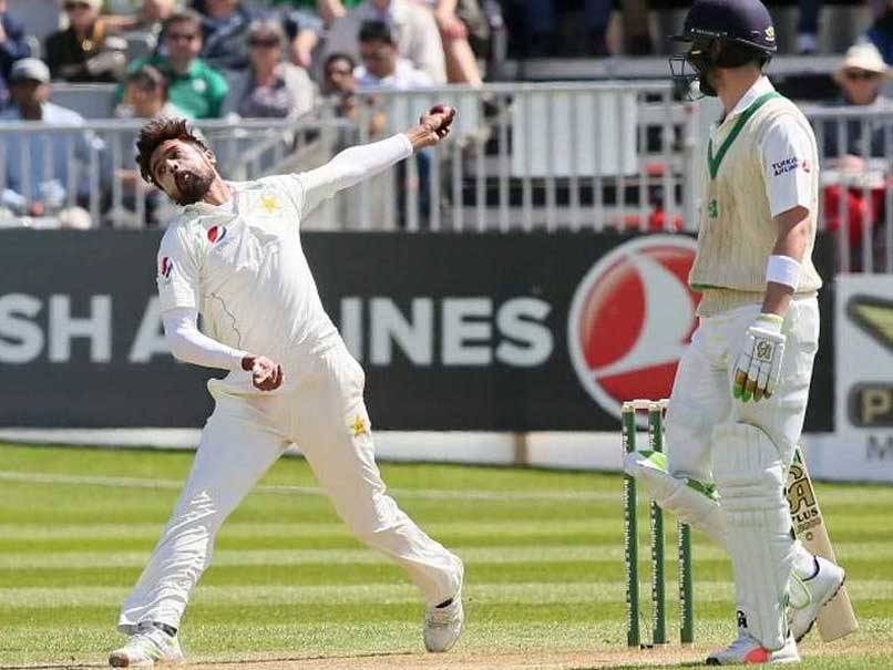Mohammad Amir Dropped From Tests Series Against Australia