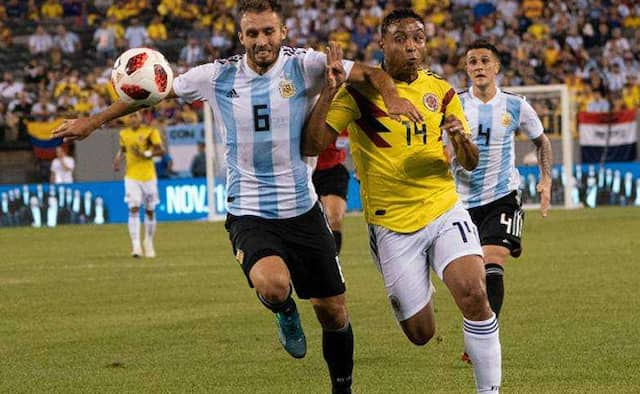 Argentina Plays to Scoreless Draw vs. Colombia Without Lionel Messi