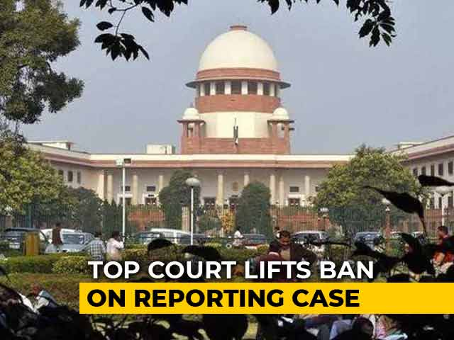 Video : Supreme Court Ends Ban On Reporting Of Bihar Shelter Home Cases
