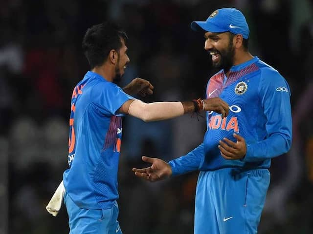 Asia Cup 2018: Rohit Sharma Gets Batting Advice From Yuzvendra Chahal