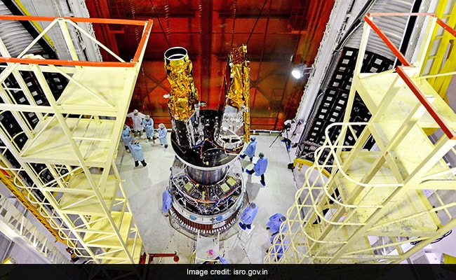 India To Launch Two British Satellites On Sunday