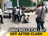Video : After Violence, Gorakhpur University Cancels Student Body Polls