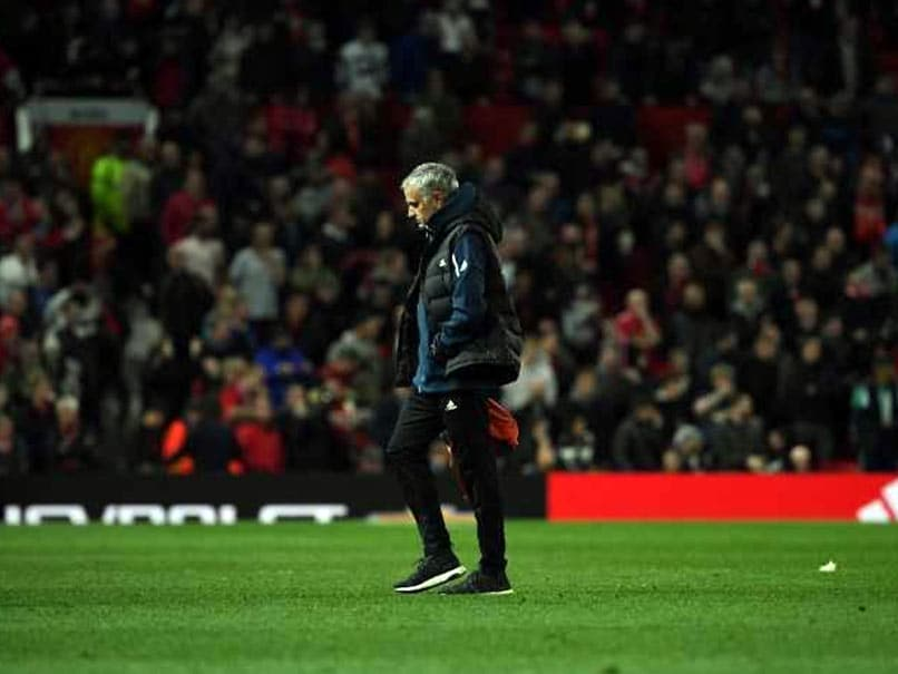 Motivate Yourselves, Jose Mourinho Urges Under-Performing Manchester United