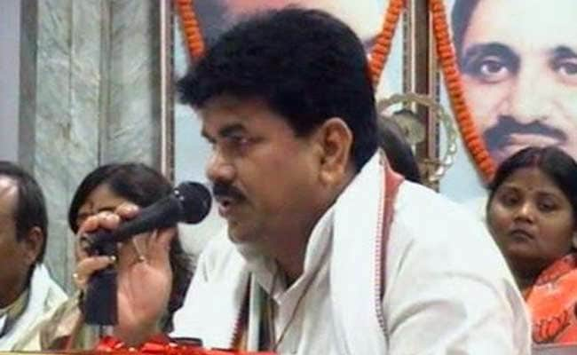 Main Accused In BJP Leader Visheshwar Ojha's Murder Arrested In Bihar