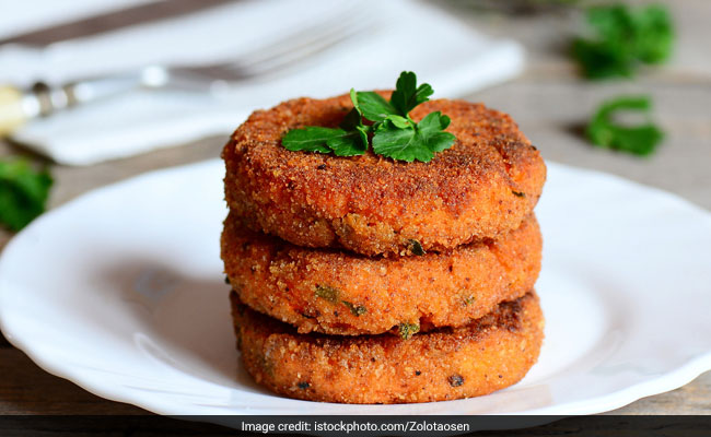 This High-Protein Amaranth Tikki Will Add A Tinge Of Health To Your Heavy Festive Spread
