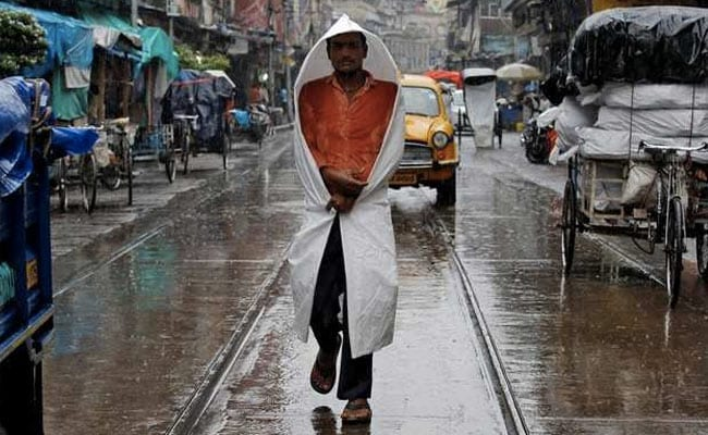 average rainfall in india