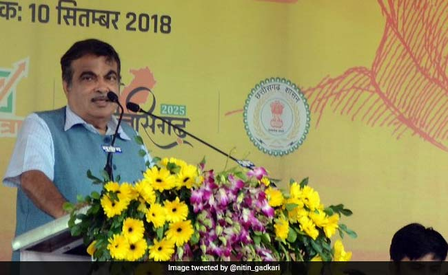 'Why Did Nephew Go To Aunt?' Nitin Gadkari Slams UP 'Gathbandhan'