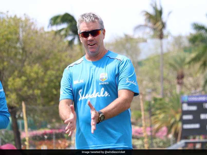 Windies Coach Stuart Law Reveals His Team's Game Plan To Counter India