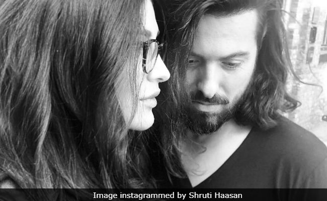 Shruti Haasan Posts 'Goodbye Sucks' Pic Featuring Boyfriend Michael Corsale. 'Then Get Married,' Says The Internet