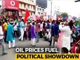 Video: <i>Bharat Bandh</i>: Rail, Road Traffic Hit In Bihar; Long Route Trains Halted