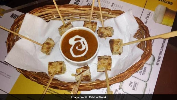 This Dal Makhani Fondue At Pebble Street Is The Perfect Desi Fusion
