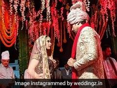 Sumeet Vyas And Ekta Kaul Wedding: वरमाला डालने में हुई देरी तो एक्ट्रेस ने खुद ही कर डाला ये काम