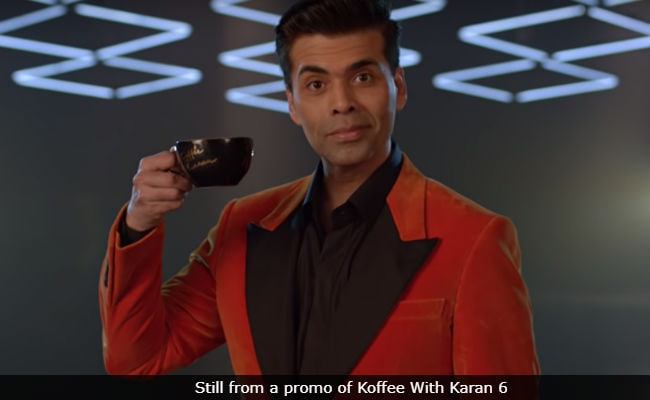 Koffee With Karan 6 Promo: Karan Johar, 'Unafraid' Of Asking Difficult Questions, Is Ready. Are You?