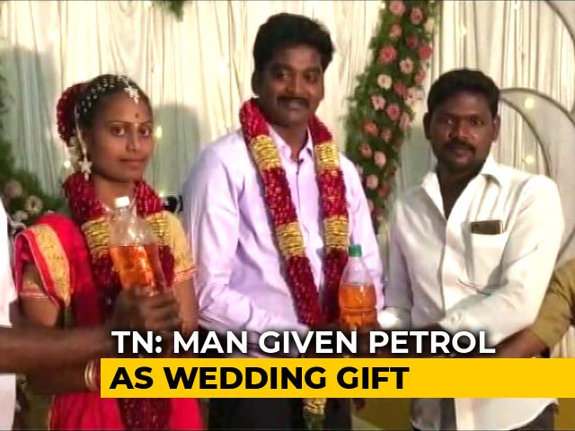 Video : From Friends, A Unique Wedding Gift For Tamil Nadu Groom