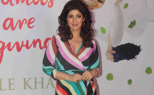 'All My Films Should Be Banned,' Says Twinkle Khanna - The Only One Who Can Actually Say It