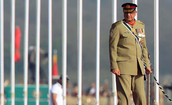 Pakistan's Army Chief On 3-Day Visit To China Over 'Silk Road' Tension