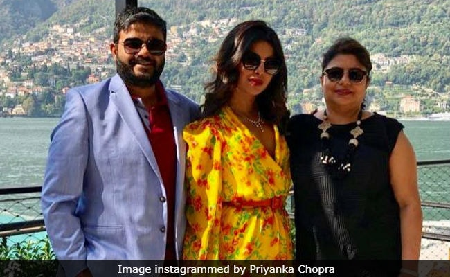 Priyanka Chopra Reserves A Day In Italy To Sightsee With Mom And Brother Minus Nick Jonas