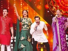 Ganesh Chaturthi 2018: <i>Sui Dhaaga</i> Stars Anushka Sharma And Varun Dhawan Join Divyanka Tripathi Dahiya And Mohsin Khan For A Show