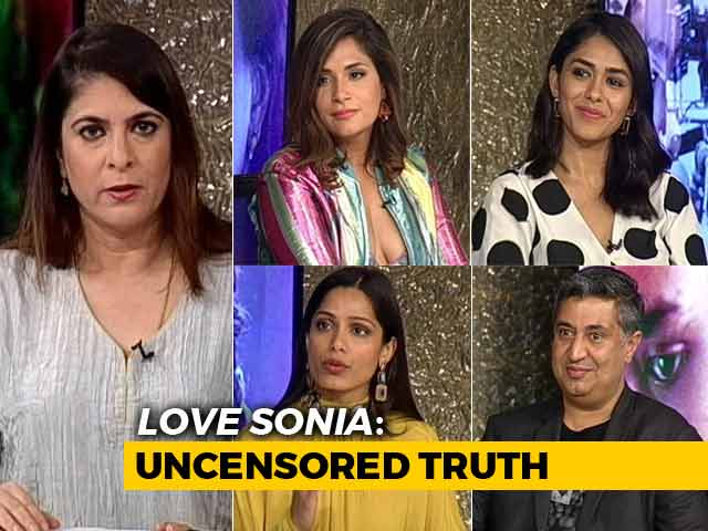 Video : The NDTV Dialogues With Cast Of <i>Love Sonia</i>