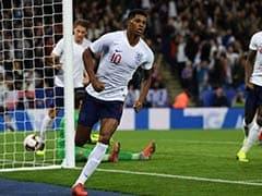 Marcus Rashford Gets England Back To Winning Ways Over Switzerland
