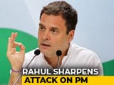 "Video : ""Hollande Saying PM Of India Is A Thief"": Rahul Gandhi On Rafale Deal"