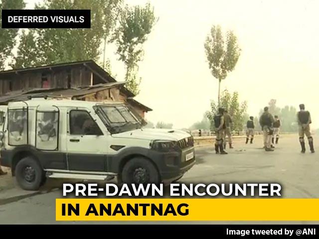 Video : Soldier, Civilian Killed In Kashmir Encounters, Terrorist Shot Dead