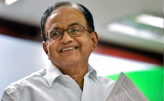 'National Auditor Allowed Itself To Become A Joke': P Chidambaram