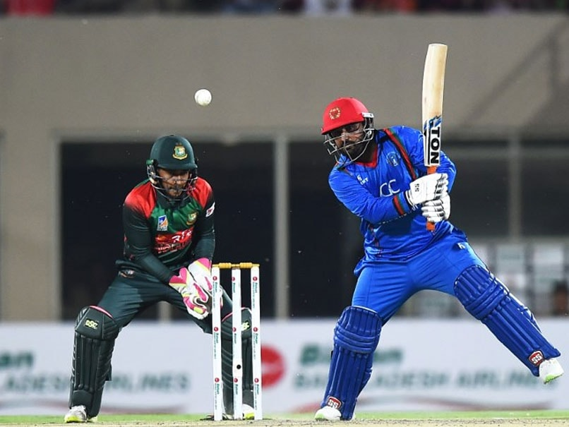 Bangladesh-Afghanistan turns out trivial