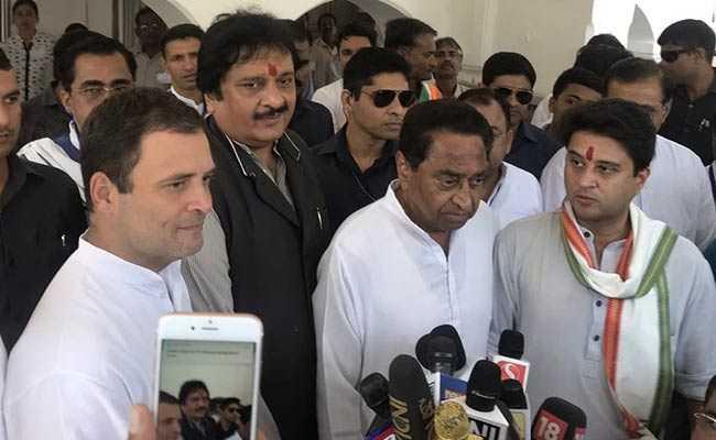मध्य प्रदेश विधानसभा चुनाव 2018 : कांग्रेस ने जारी की 155 उम्मीदवारों की पहली सूची