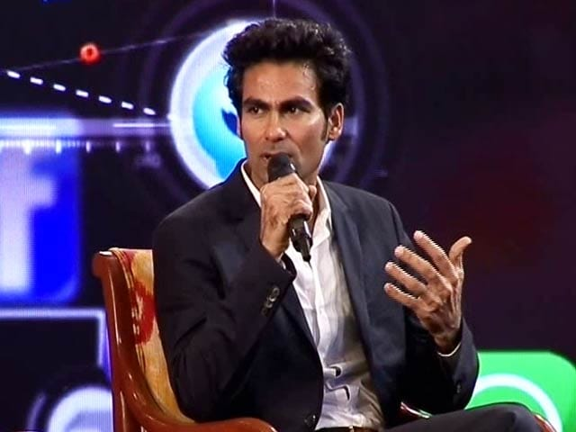 "Video : ""Don't Believe In The Word Trolls,"" Says Mohammad Kaif To NDTV"