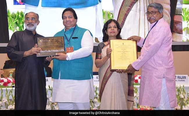 Madhya Pradesh Wins Hall Of Fame, 10 Prizes At National Tourism Awards