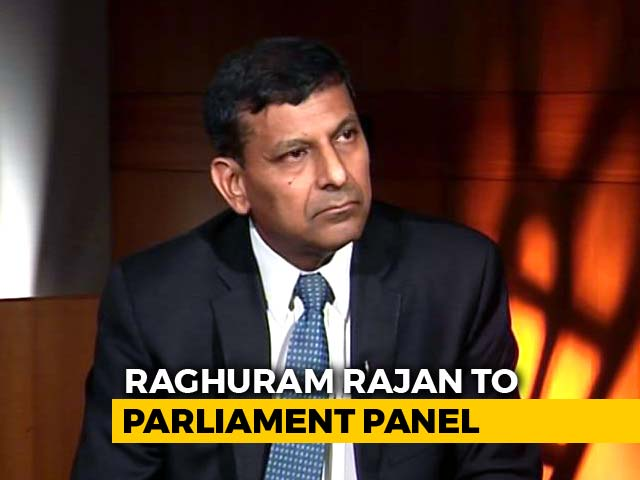 "Video : ""Sent High-Profile Fraud List To PM's Office"": Raghuram Rajan's Bombshell"