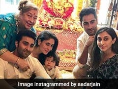 Ganesh Chaturthi 2018: Kareena Kapoor And Taimur's Pic From The Celebrations Is The Cutest Thing On The Internet Today