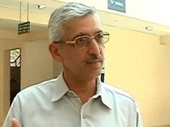 Top Scientist KN Vyas Appointed As Atomic Energy Commission Chief