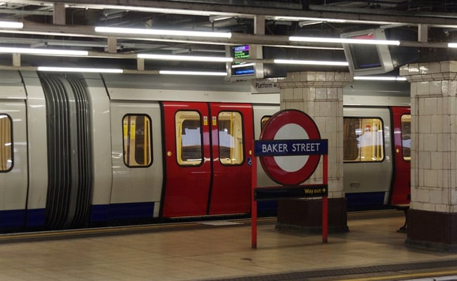 London Underground Train Passes Over Family Of Three, They Escape Unhurt