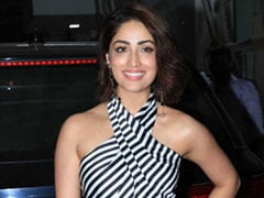 Yami Gautam's Latest Look Is Black, White And Striped All Over