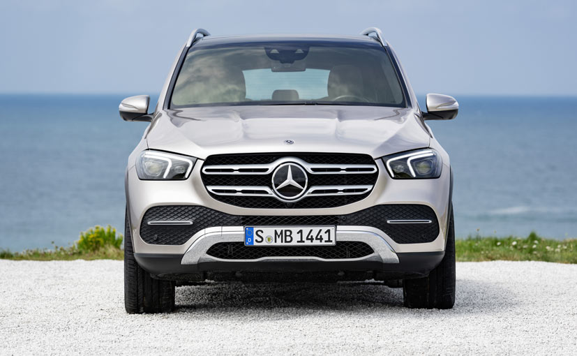 The new Mercedes-Benz GLE SUV will make its public debut at the Paris Motor Show
