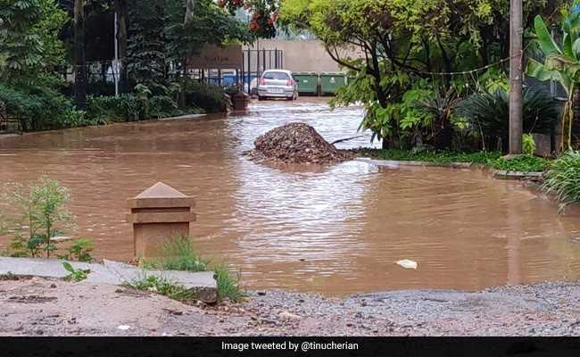 Rain Likely To Continue In Bengaluru Till Thursday