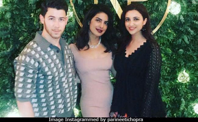 When Parineeti Chopra Met Priyankas Fiance Nick Jonas For The First Time