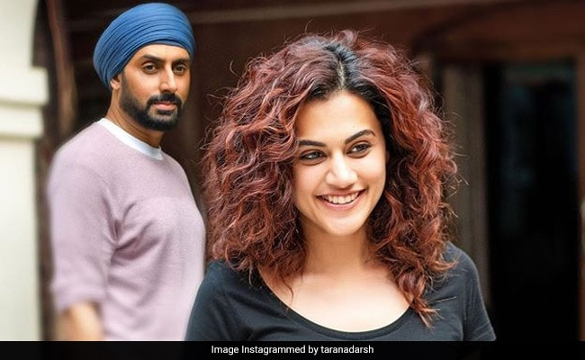 Manmarziyaan Box  Office Collection Day 5: Abhishek Bachchan And Taapsee Pannu's Film Earns Rs 17.50 Crore