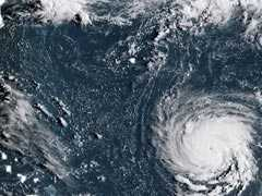 """Category 4 Hurricane Florence Threatens US With """"Catastrophic Flooding"""""""