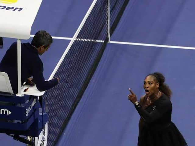 Serena Williams Fined $17,000 After US Open Final Outburst