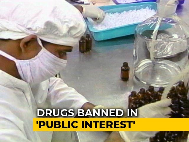 Video : Saridon Among Over 300 Combination Drugs Banned By Government