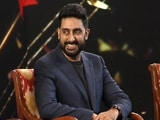 "Video : ""India Would Be An Unstoppable Force In The World Of Sports If..."": Abhishek Bachchan"