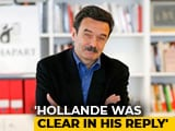 Video: French Website Mediapart's Editor On Francois Hollande's Rafale Bombshell