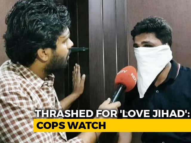 "Video : ""Called Love Jihadi, Hit In Private Parts"": Meerut Victim Recounts Horror"