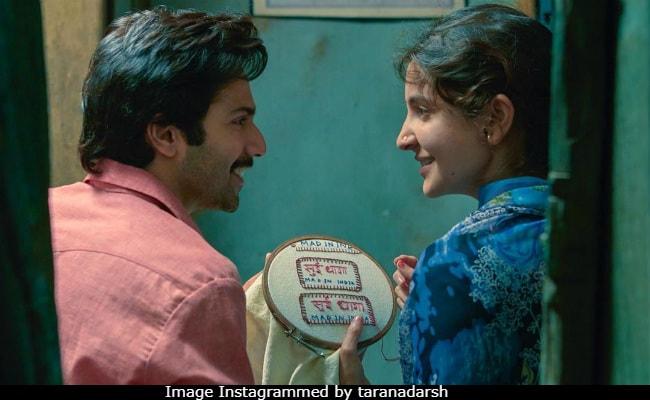 Sui Dhaaga Box Office Collection Day 2: अनुष्का-वरुण स्टारर 'सुई धागा' की कमाई में इजाफा, जानें दो दिन का कलेक्शन
