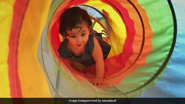 Baby Inaaya Turns One: Mommy Soha Ali Khan Reveals What The Baby Likes To Eat!